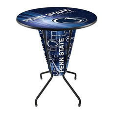 Lighted Penn State Pub Table by Holland Bar Stool Company