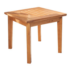 Gloucester Patio Wood Side Table
