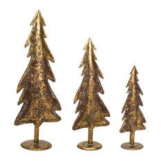 3-Piece Metal Tree Set