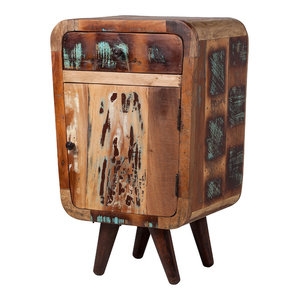 Paloma Reclaimed End Table