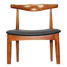 IMPORT LIGHTING U0026 FUNITURE   Elbow Chair CH20, Walnut   Armchairs And  Accent Chairs