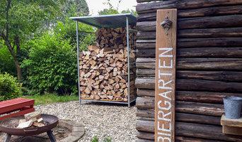BRENNCO Der Brennholzcontainer