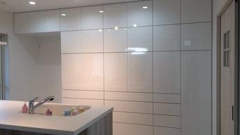 食器棚|W3850 |¥764,640-|No.160703