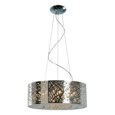ET2 E21308-10PC Inca 9-Light Pendant