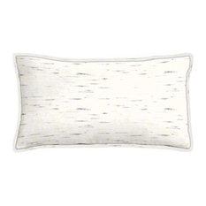 Sunbrella Frequency Parchment Outdoor Lumbar Pillow Set