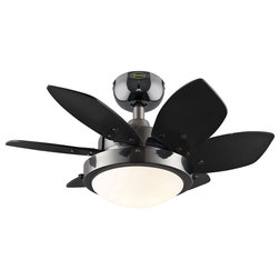 Transitional Ceiling Fans by JENSEN-BYRD CO INC