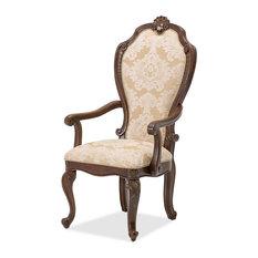 Aico Bella Veneto Arm Chair, Cognac, Set of 2 9051004-202