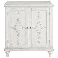 2-Door Cabinet, Hawthorne Cream