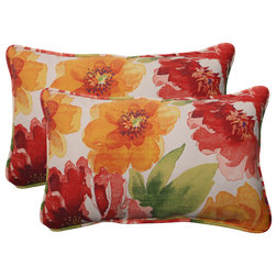 Traditional Outdoor Cushions And Pillows by Pillow Perfect Inc