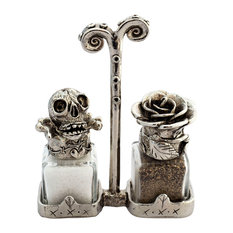 Guns and Roses Salt and Pepper Shakers