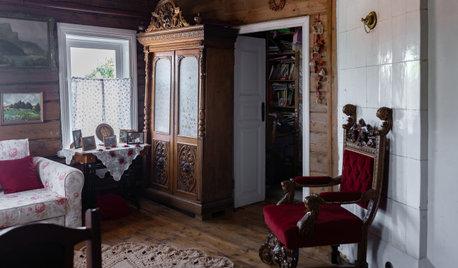 В гостях: Русская изба 1908 года в Тарусе
