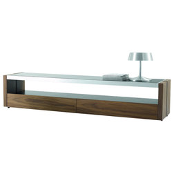 Modern Entertainment Centers And Tv Stands by BedTimeNYC