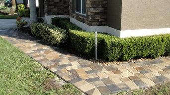 Brick Paver Services in Orlando