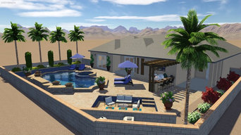 Pool Designs - New Mexico
