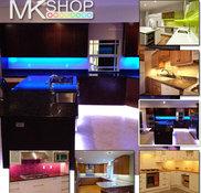 TV PLASMA LED STRIP LIGHT KIT RGB COLOUR CHANGING CABINET COUNTER KITCHEN LED