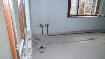 impianti idraulici elettrici
