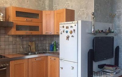 До и после: Квартира в «сталинке», где кругом зеркала