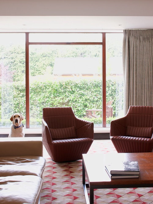 Living Room ft. Pooch - Armchairs & Accent Chairs
