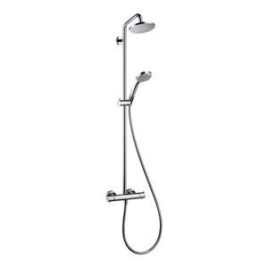 Hansgrohe 27169001 Showerpipe Chrome Exposed Shower Trim