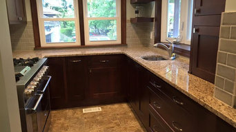 Transitional Kitchen in Haddon Township, NJ