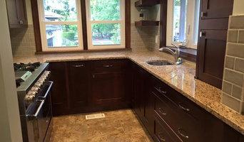 Transitional Kitchen in Haddon Township, NJ