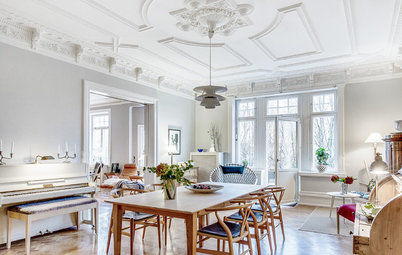Houzz Tour: A Beautiful Nordic Dream in Sweden