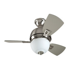 50 most popular ceiling fans with stainless steel blades for 2018 craftmade craftmade da30ss3 30 ceiling fan with blades and light kit aloadofball Images