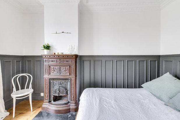 avant apr s un 55 m parisien rafra chi pour 15 000 euros. Black Bedroom Furniture Sets. Home Design Ideas
