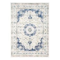 Verona Rug, Blue, 12'x15'