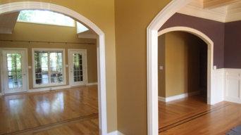 Interior Re-paint jobs