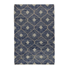 Reign Diamond Hand-woven Area Rug by Kosas Home