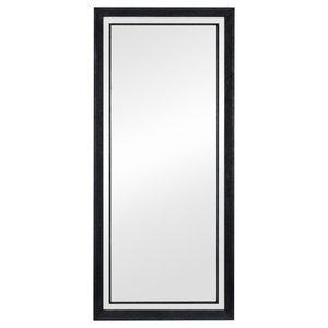 The Stipple Mirror, 114x114 cm