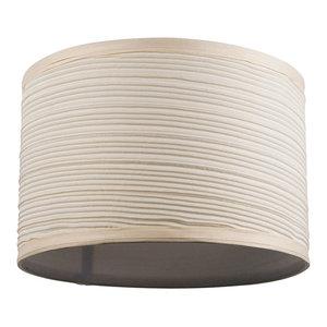 Isabel Pendant Light Shade, Cream, 31 cm