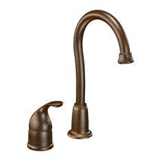 Moen Camerist 1-Handle High Arc Bar Faucet, Oil Rubbed Bronze