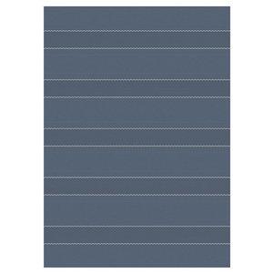 Mya Stripe Rug, Blue, 200x290 cm