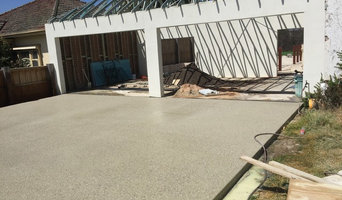 Exposed Aggregate Driveways