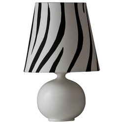 New Contemporary Table Lamps by Ziqi Home Fashion Inc