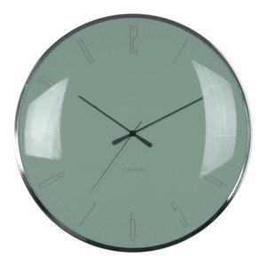 Karlsson Dragonfly Wall Clock, Green