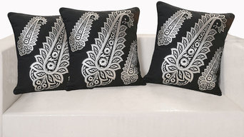 Cushion Black