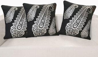 Cushion Black