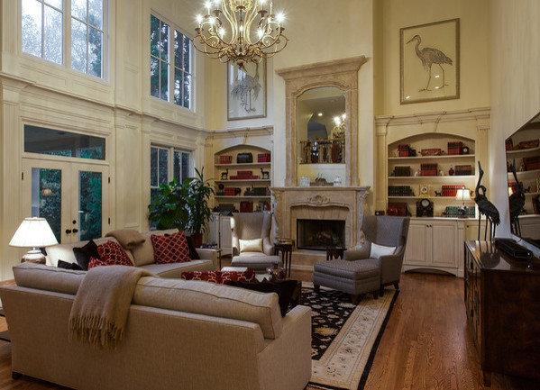 Living Room Design & Decor