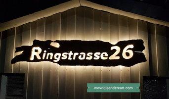 Harzer Beschilderungen- Hausnummer mit Strassenname+Beleuchtung