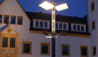 Lichtmast-Unikat Detail