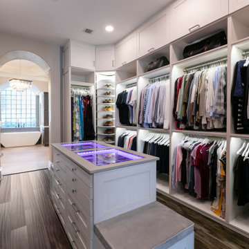 Master Closet in Davie - Florida