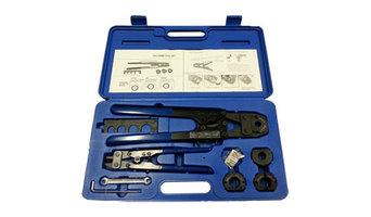 PEX Plumbing and Heating Crimp tools
