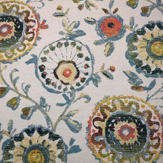 swavelle mill creek - Iznik Backed Parrot Swavelle Fabric, Sample - Upholstery Fabric