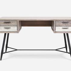 Castlery - Ethen Desk - Desks & Writing Bureaus