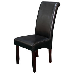 Transitional Dining Chairs by Monsoon Pacific