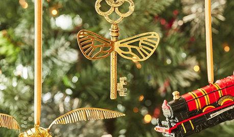 Houzz call: А где вы покупаете необычные новогодние игрушки?