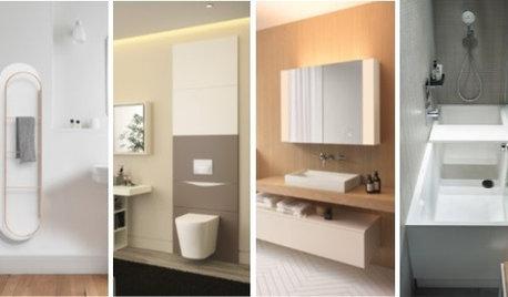 Le Palmarès des produits remarquables de la salle de bains 2018